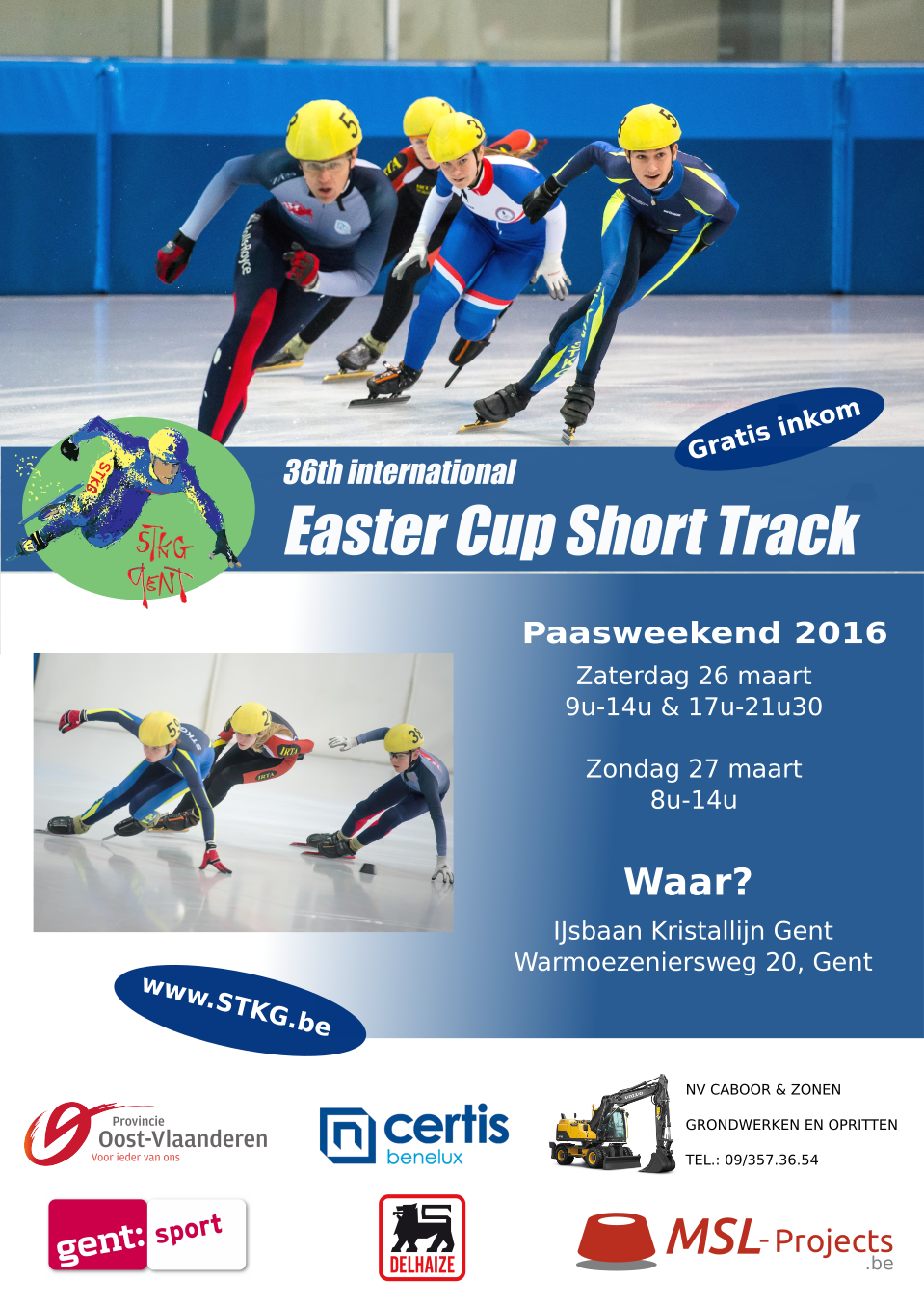 Easter Cup 2016